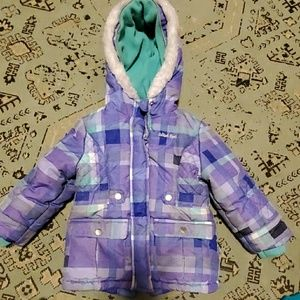 Girls 3T winter parka by Oshkosh B'gosh